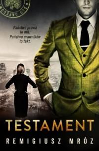 Testament - okładka książki