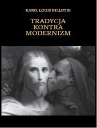 Tradycja kontra modernizm - okładka książki