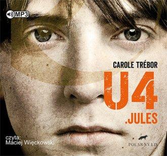U4 Jules - pudełko audiobooku