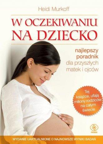 W oczekiwaniu na dziecko - okładka książki