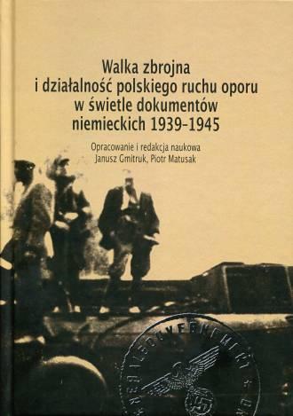 Walka zbrojna i działalność polskiego - okładka książki