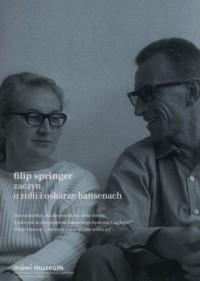 Zaczyn O Zofii i Oskarze Hansenach - okładka książki