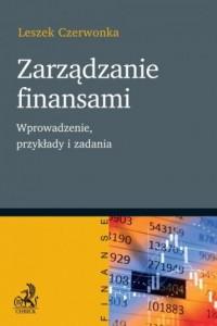 Zarządzanie finansami. Wprowadzenie, - okładka książki