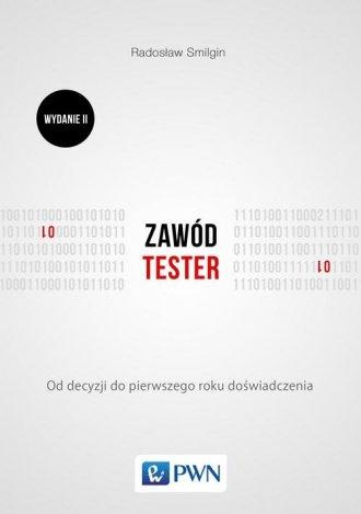 Zawód tester. Od decyzji do pierwszego - okładka książki