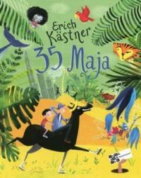 35 maja - okładka książki