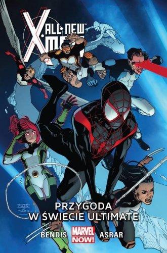 All-New X-Men Tom 6. Przygoda w - okładka książki