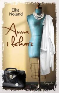 Anna i lekarz - okładka książki