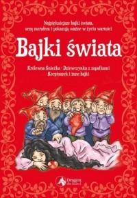Bajki świata - okładka książki