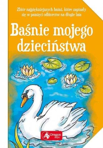 Baśnie mojego dzieciństwa - okładka książki
