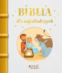Biblia dla najmłodszych - Karine-Marie - okładka książki