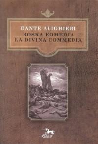 Boska Komedia. La Divina Commedia - okładka książki