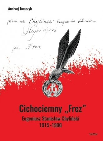 Cichociemny FREZ Eugeniusz Stanisław - okładka książki