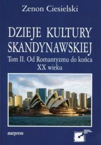 Dzieje kultury skandynawskiej. - okładka książki