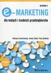 E-Marketing dla małych i średnich - okładka książki
