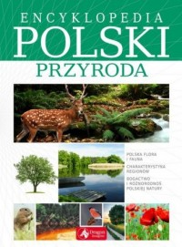 Encyklopedia Polski. Przyroda - - okładka książki