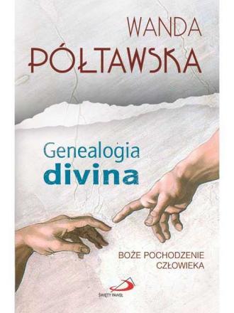 Genealogia divina. Boże pochodzenie - okładka książki