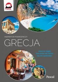 Grecja. Inspirator podróżniczy - okładka książki