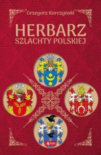 Herbarz szlachty polskiej - okładka książki