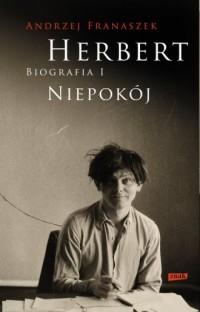 Herbert. Biografia - Andrzej Franaszek - okładka książki