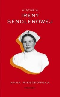 Historia Ireny Sendlerowej - okładka książki