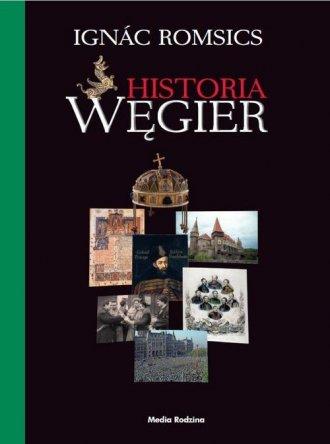 Historia Węgier - okładka książki