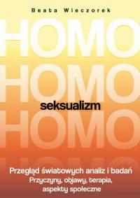 Homoseksualizm - okładka książki