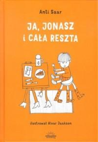 Ja, Jonasz i cała reszta - okładka książki