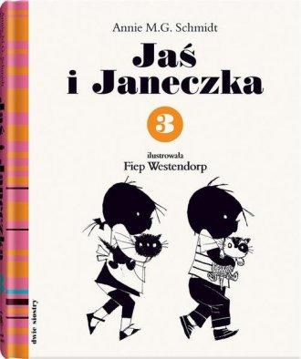 Jaś i Janeczka 3 - okładka książki