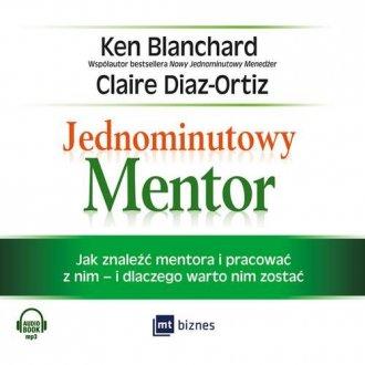 Jednominutowy Mentor. Jak znaleźć - okładka książki