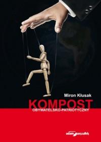 Kompost obywatelsko-patriotyczny - okładka książki