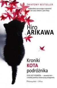 Kroniki kota podróżnika - Hiro Arikawa - okładka książki