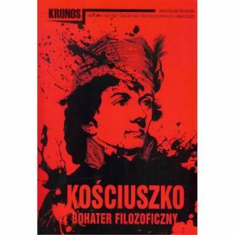 Kronos 3/2017 Kościuszko bohater - okładka książki