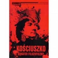 Kronos 3/2017 Kościuszko bohater filozoficzny - okładka książki