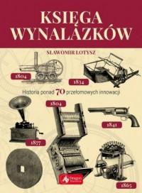 Księga wynalazków - okładka książki