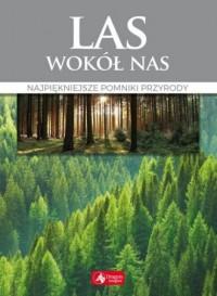 Las wokół nas - okładka książki