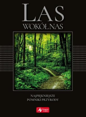Las wokół nas. wersja exclusive - okładka książki