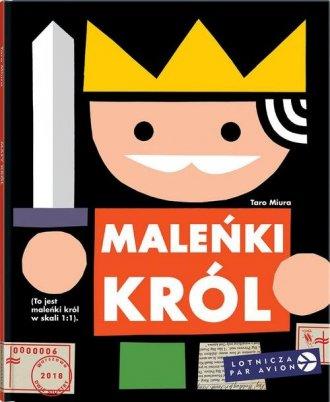 Maleńki król - okładka książki