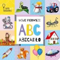 Moje Pierwsze ABC Abecadło - okładka książki