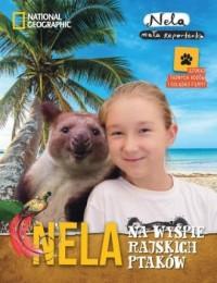 Nela na wyspie rajskich ptaków - okładka książki