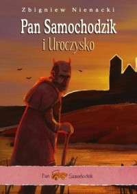 Pan Samochodzik i Uroczysko - okładka książki
