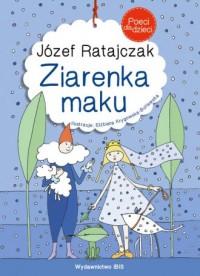Poeci dla dzieci. Ziarenka maku - okładka książki