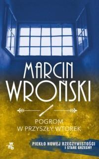 Pogrom w przyszły wtorek - okładka książki