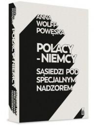 Polacy - Niemcy - okładka książki