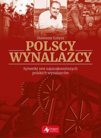 Polscy wynalazcy - okładka książki