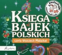 Posłuchajki. Księga bajek polskich - pudełko audiobooku