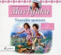Posłuchajki Martynka Niezwykłe opowieści - pudełko audiobooku
