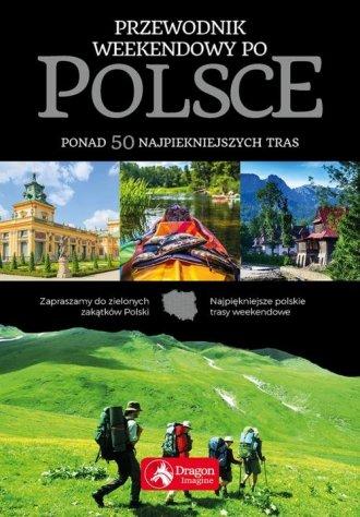 Przewodnik weekendowy po Polsce - okładka książki