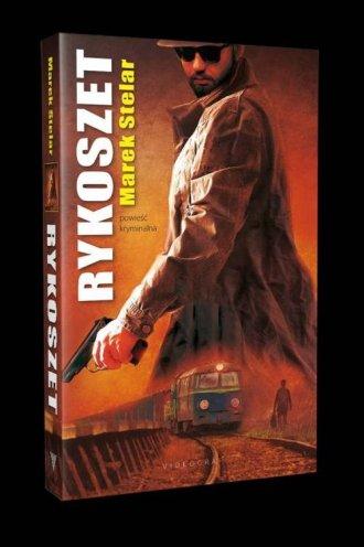 Rykoszet - okładka książki