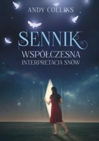 Sennik. Współczesna interpretacja snów - okładka książki