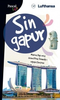 Singapur. Pascal Lajt - okładka książki
